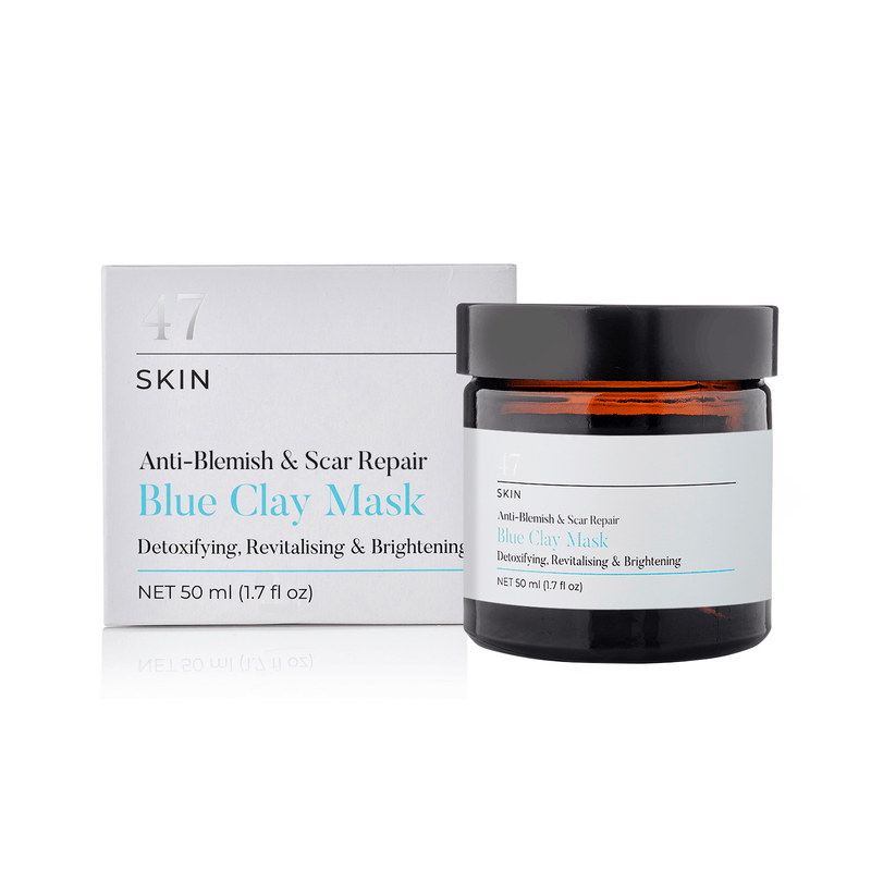 Anti-Blemish & Scar Repair Blue Clay Mask