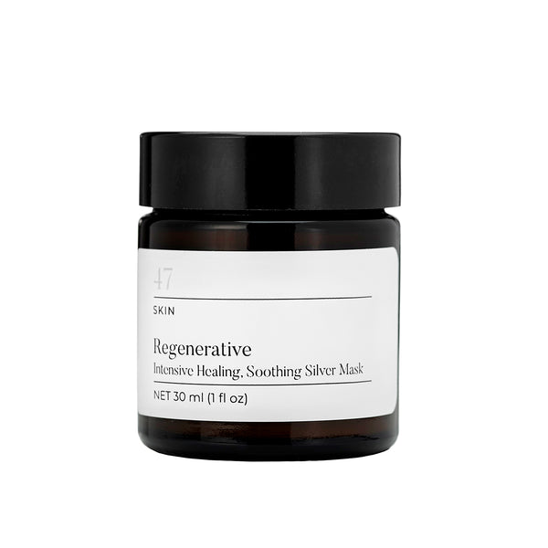 Regenerative Intensive Healing, Soothing Silver Mask 30ml