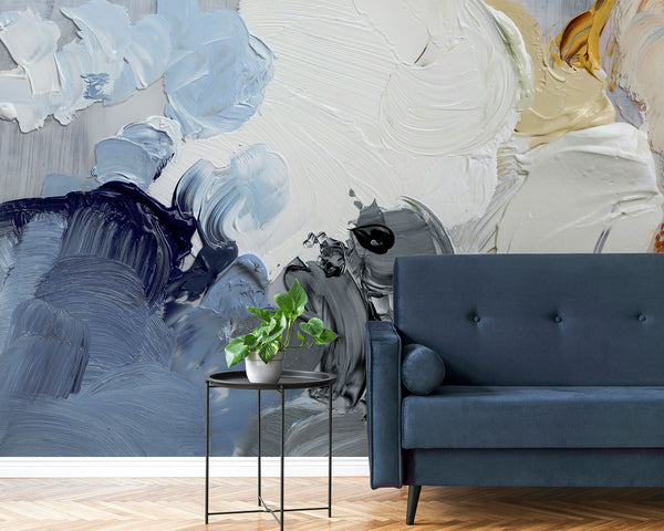 Ephemeral wallcovering collection