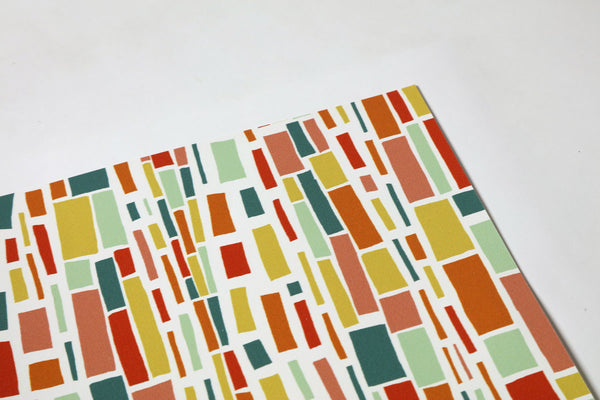 Paper wallcovering substrate