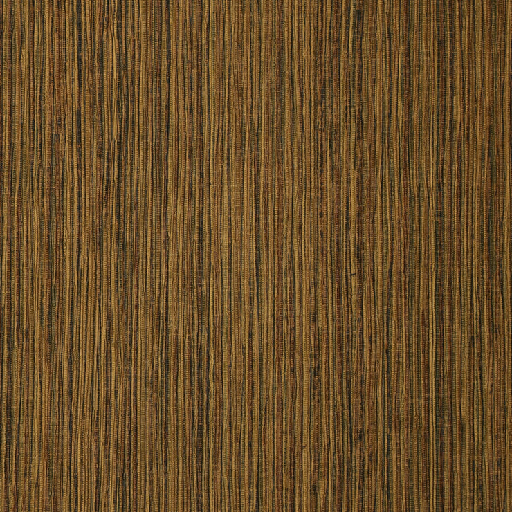 Faux Grasscloth - Brown Wallpaper
