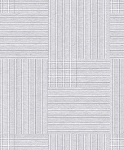 Ronald Off-White Squares Wallpaper Wallpaper