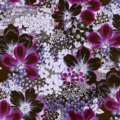 Night Bloomers - Cilla Wallpaper