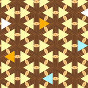 Lincoln Logs - Mod Wallpaper