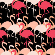 Flamingo - Midnight Wallpaper