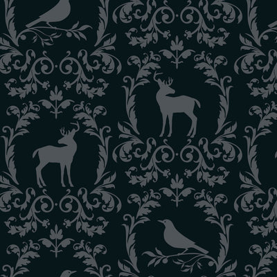 Fauna - Soot Wallpaper