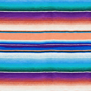 Serape - Azul Wallpaper