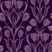 Tulips - Floret Wallpaper