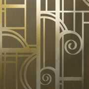 Edouard - Bronze Wallpaper