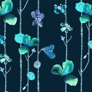 Totem Blossom - Wash Wallpaper