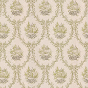 Belvedere - Olive Wallpaper