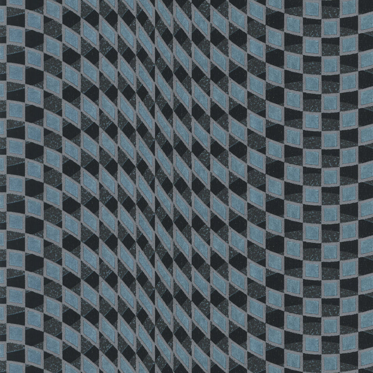 Checker Waves Wallpaper