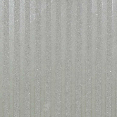 Silver Stripe Wallcovering Wallpaper