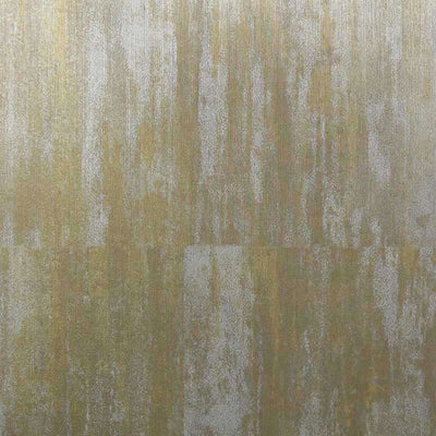 Gold Oxidized Wallcovering Wallpaper