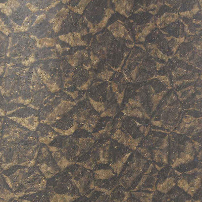 Bronze Crinkle Wallcovering Wallpaper