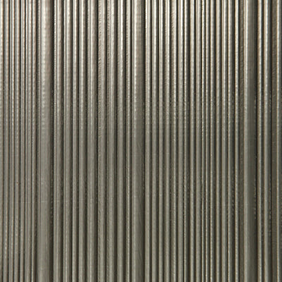 Corrugated - Brass Wallpaper