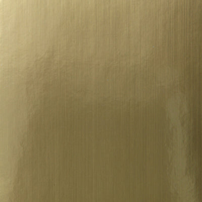 Brushed Metal - Gold Wallpaper