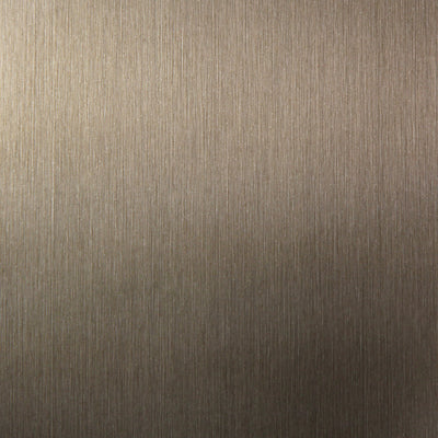 Brushed Metal - Bronze Wallpaper