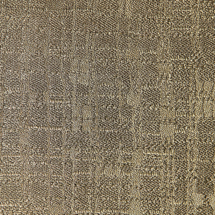 Metallic Textile - Brass Wallpaper