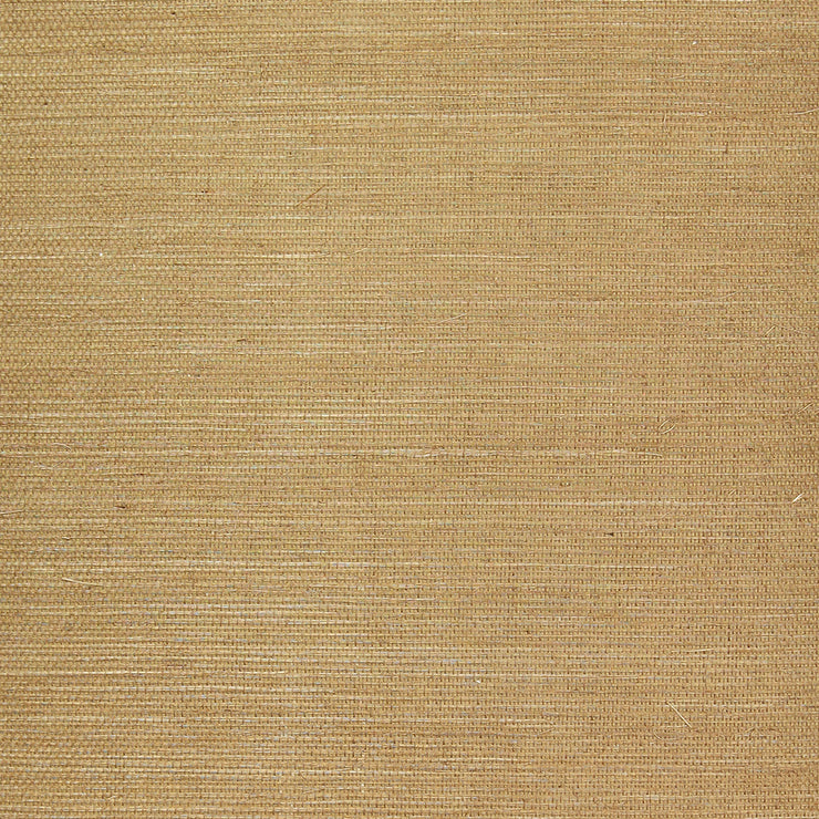 Exotic Naturals | Light Beech Grasscloth Wallpaper