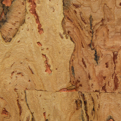 Copper Flecked Cork Wallpaper