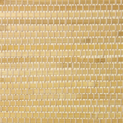 Blonde Reed Grasscloth Wallpaper