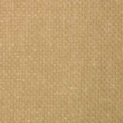 Buff Grasscloth Wallpaper