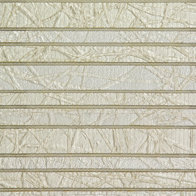 Cream Paper Jute Wallpaper
