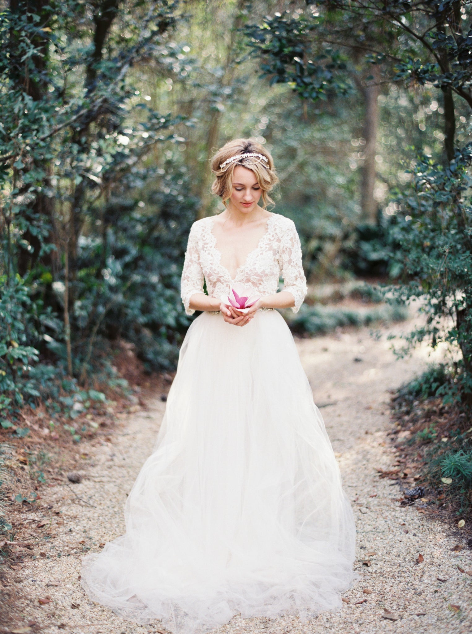 Claire non beaded emily riggs bridal claire non beaded ombrellifo Image collections