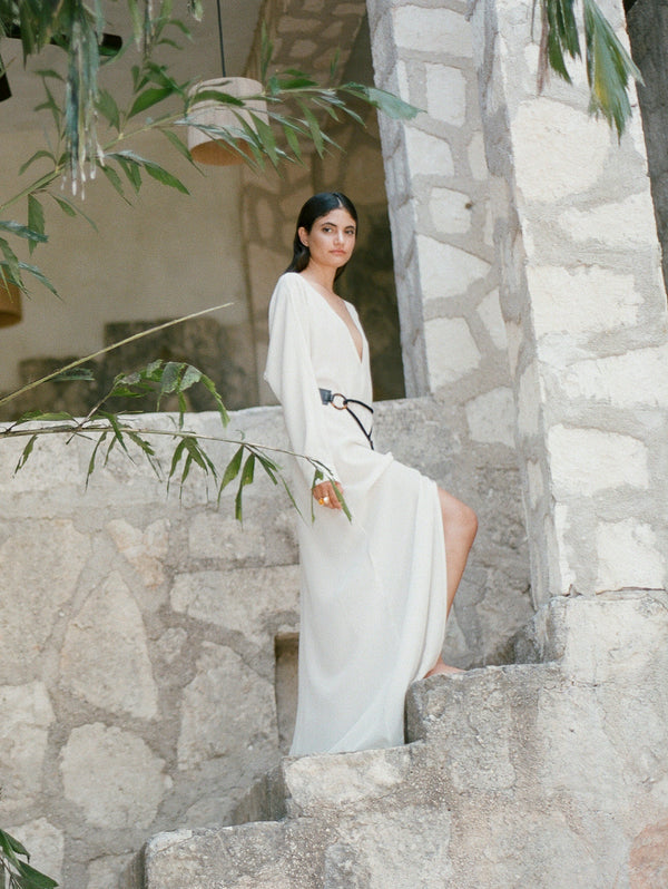 Tulum Dolman Maxi Dress