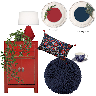 Red-Boho-style-mood-board-from-Bird-on-the-Hill-Designs