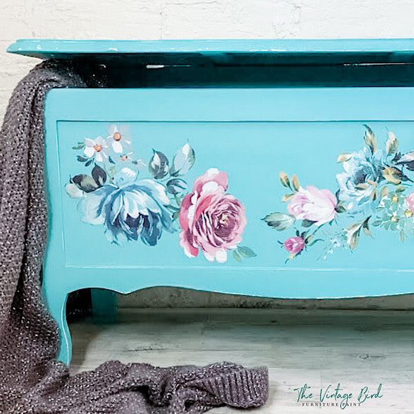 Vintage-Bird-Furniture-Paint-Maldivian