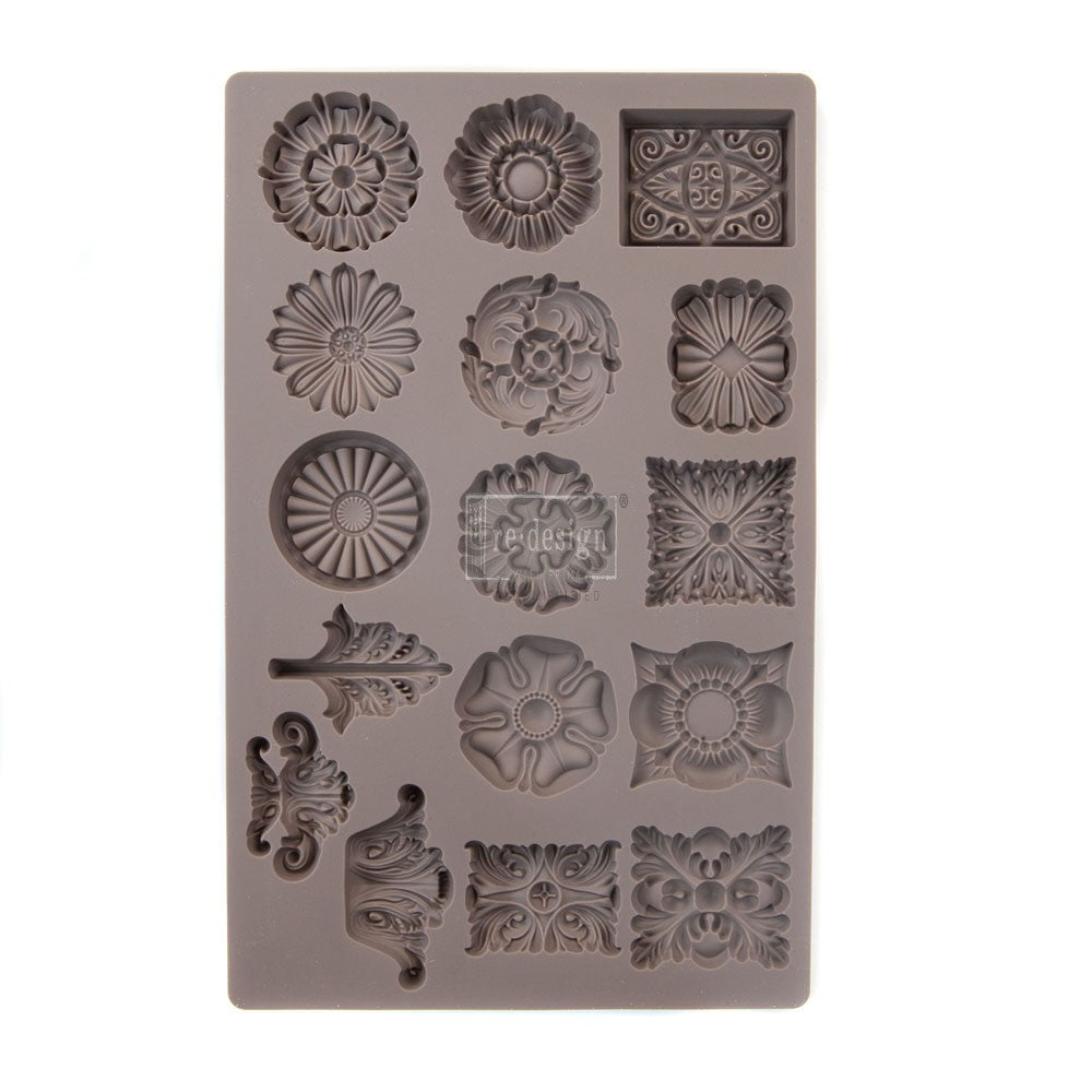 Re-Design Decor Mould - Etruscan Accents