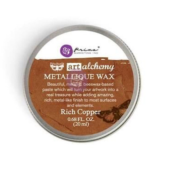 Prima-ARt-Alchemy-Metallique-Wax-Rich-Copper