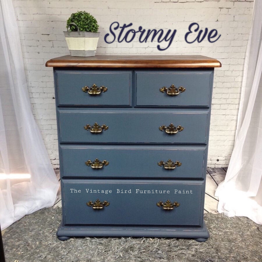 Stormy Eve - Bird on the Hill Designs