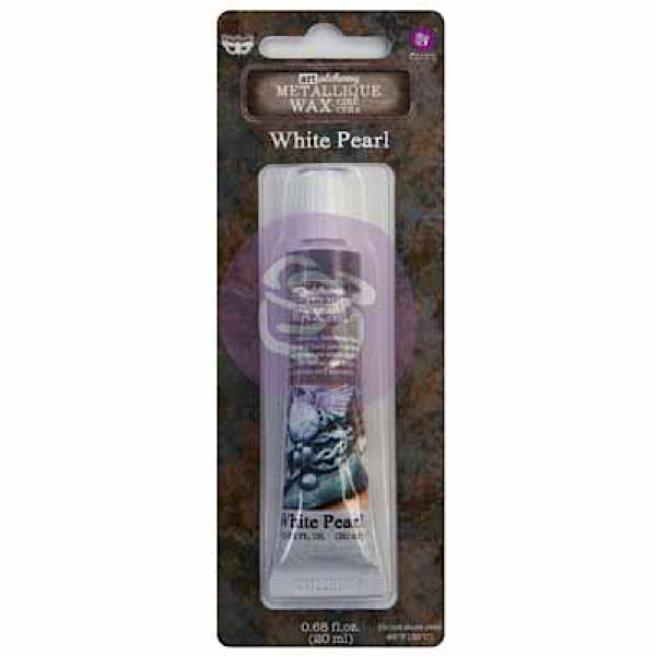 Prima-White-Pearl-Metallique-Decorative-Wax