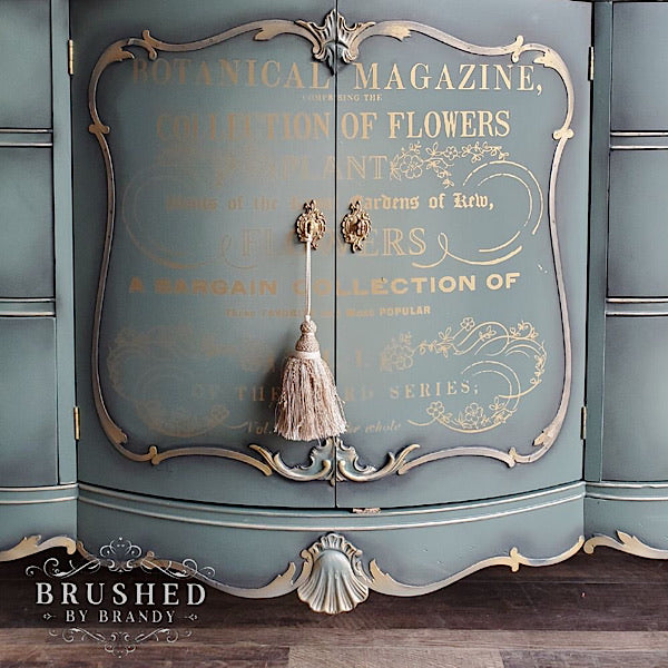 Re-Design Decor Transfer - Flower Collector