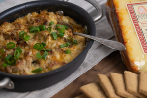 Red Butte Queso Fundido