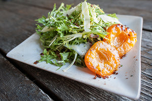 Grilled Apricot Salad