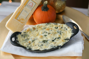 Seahive Spinach and Artichoke Dip