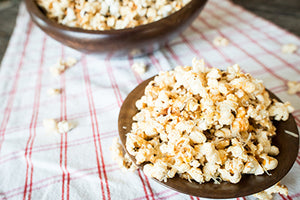 Barely Buzzed Movie Night Popcorn