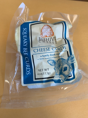 Squeaky Bee Curds - 4 oz.