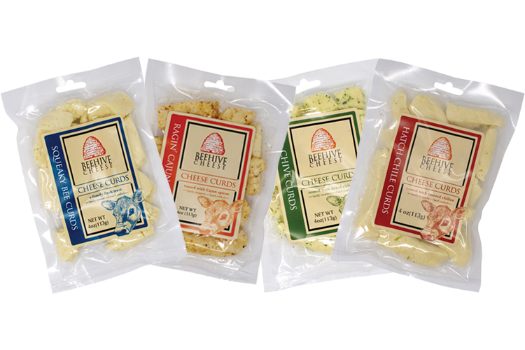 Assorted Curd Flavor Pack (4 Pack)