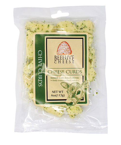 Chive Curds (4 Pack)