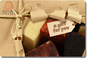 The Gift of Cheese - Gift Cards