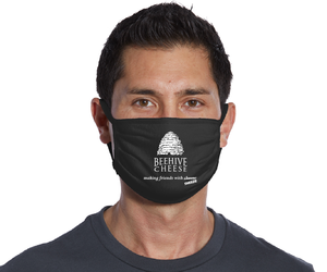 Beehive Branded Cloth Mask