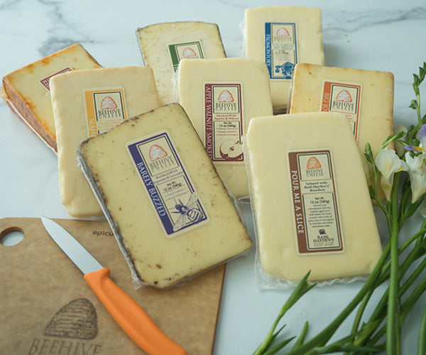 Extended Family of Cheese
