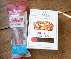 Salami and Cracker Bundle