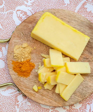 Ginger Tumeric - SECRET CHEESE