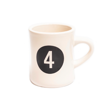 Four Coffee Mug